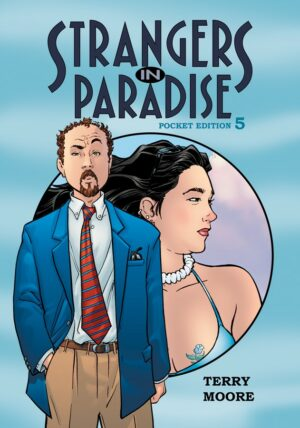Strangers in Paradise Pocket Book #5