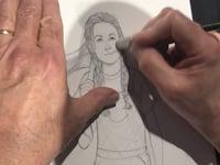 Drawing Zoe